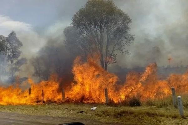 En alerta autoridades del Huila por incendios forestales