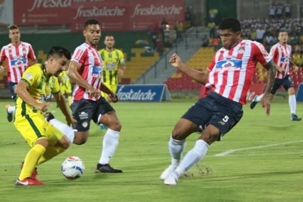 Volvió el fútbol profesional colombiano