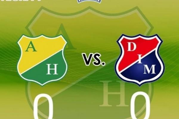 Atlético Huila debuta contra el DIM