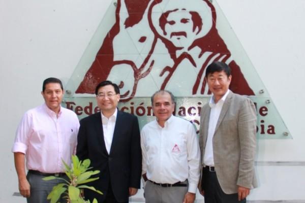 Gremio cafetero del Huila podría exportar a la República Popular China