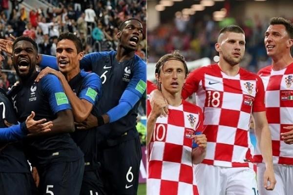 Éste domingo la gran final del Mundial de Rusia 2018