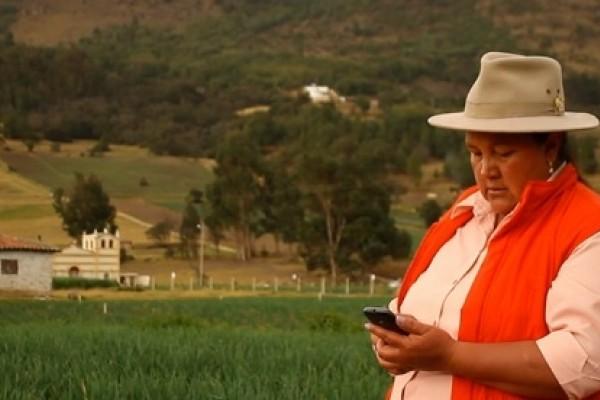 El celular será ahora la herramienta de los clientes del Banco Agrario, llega Agromóvil