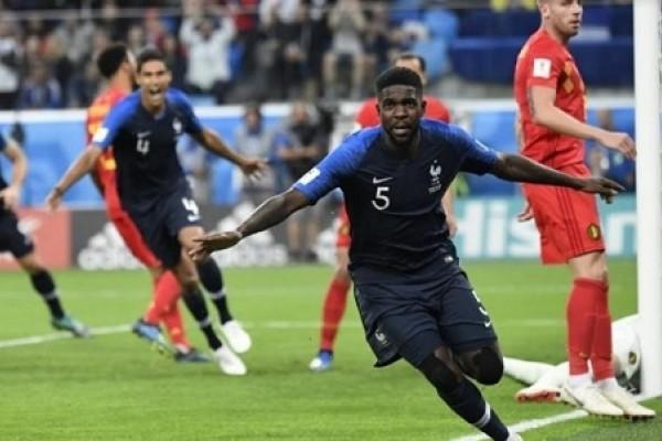 Francia primer finalista del Mundial de Fútbol