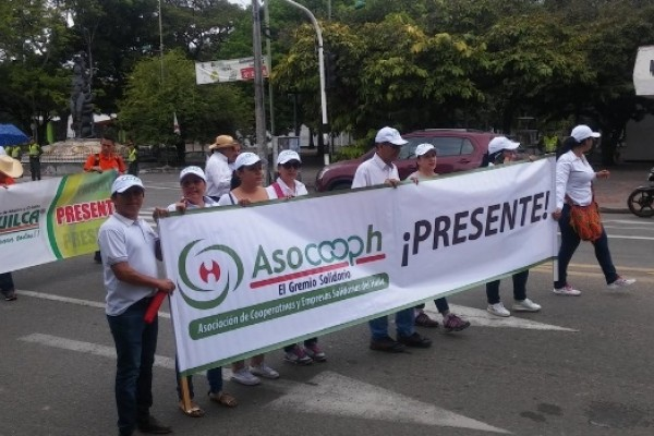 Asocooph capacita a Reinsertados para constitución de Empresas Solidarias