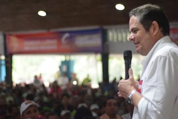 El ELN tiene tres meses para demostrar su voluntad de Paz a Colombia: Germán Vargas Lleras