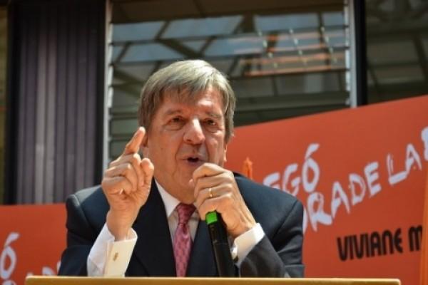 Jorge Leyva Durán se adhiere a la Campaña Vargas Lleras