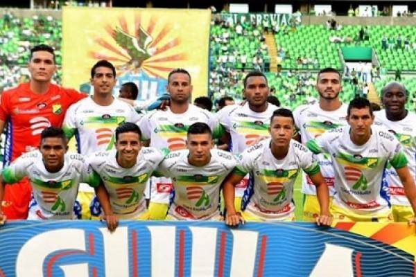 Atlético Huila perdió en Cali