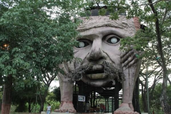 El monumento al Mohán podrá ser productivo