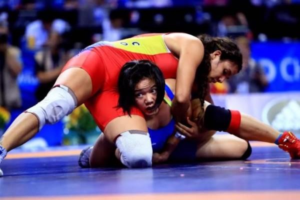 Andrea Carolina Olaya luchará por la de oro