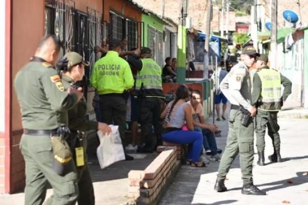 Ofensiva contra el delito en barrios del sur de Ibagué