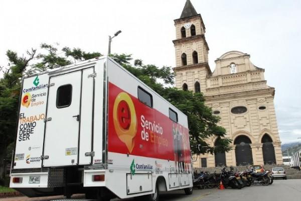Unidad móvil para el empleo llega a los municipios del Huila