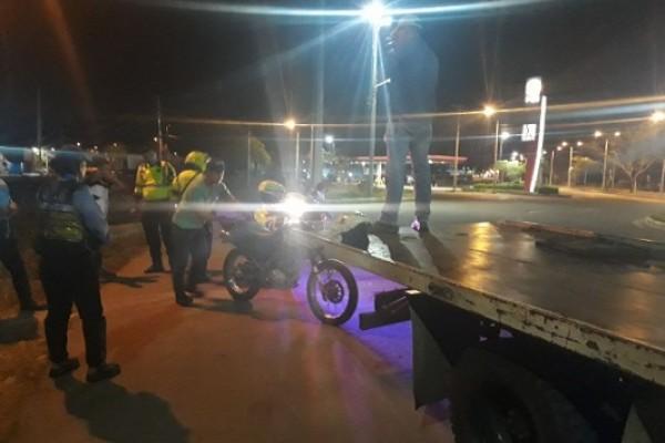 Al fin arrancaron los operativos contra piques ilegales en Neiva