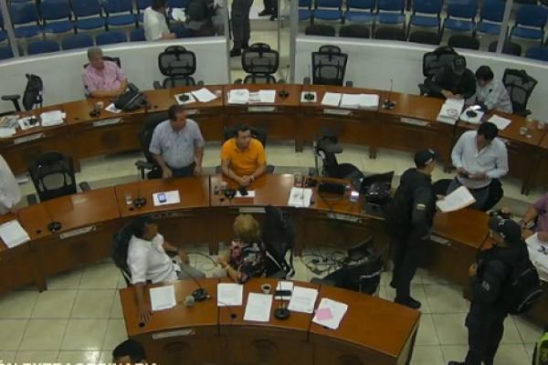 Capturados Concejales de Neiva, Personera, Contralor Municipal y un empresario.