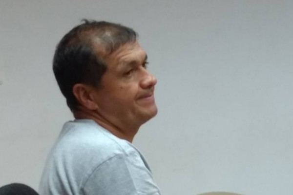 Se entregó Rene Cantillo Alvarez a la justicia
