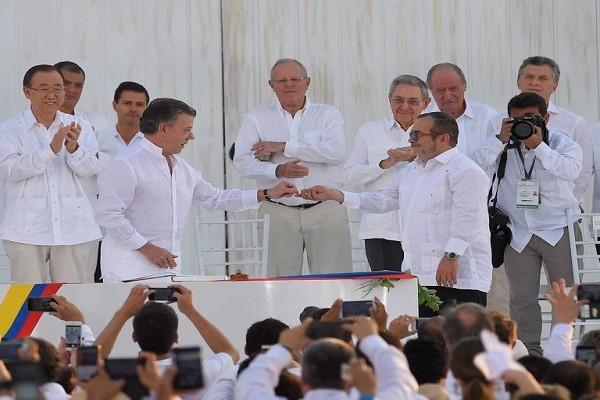 Colombia cuatro años después del Acuerdo de Paz.