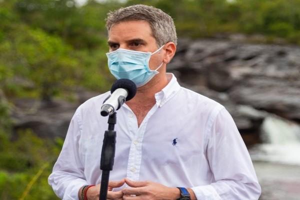 Carlos Correa Escaf nuevo Ministro de Ambiente