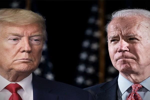 Trump y Biden cara a cara en su primer debate rumbo a la Casa Blanca.