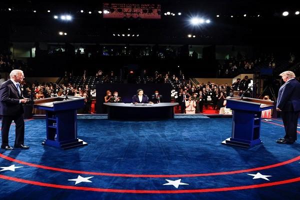 Segundo y último debate Presidencial en EE.UU