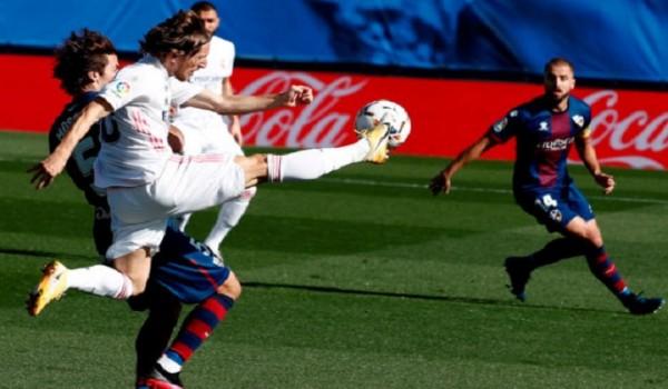 Real Madrid es Líder el LaLiga Española