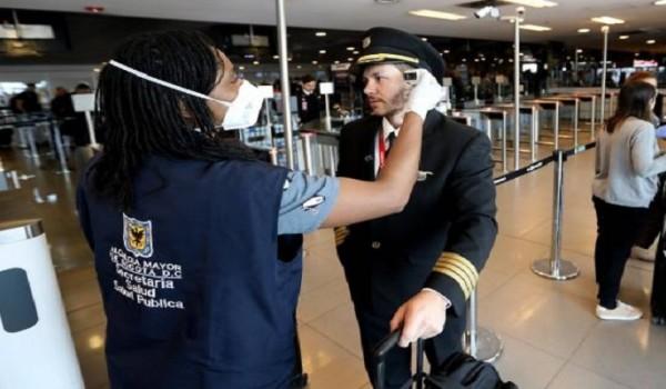 Continúan llegando extranjeros con Covid19 a Colombia