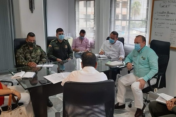 Instalan Comité de seguimiento electoral en Neiva