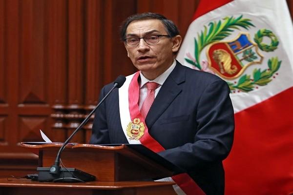 Congreso Peruano destituyó al Presidente Martín Vizcarra
