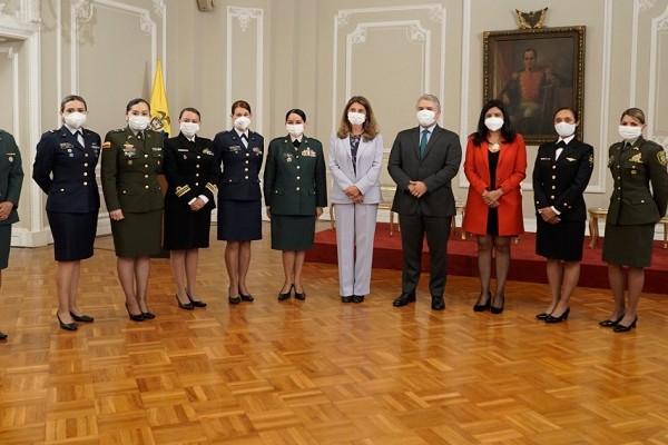 Gobierno expide Resolución para la prevención de violencias contra las mujeres en la Fuerza Pública
