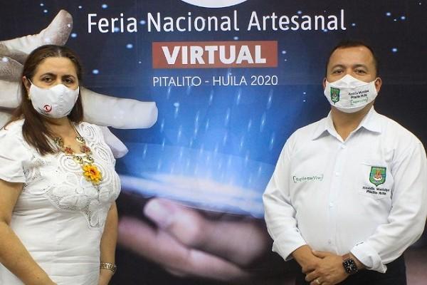 Feria Nacional Artesanal en Pitalito ahora es virtual