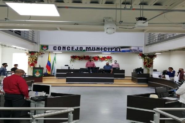 Concejo de Pitalito clausuró sesiones