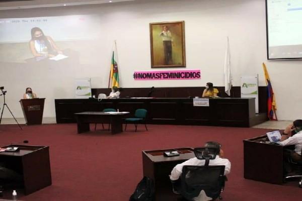 Asamblea a sesiones extraordinarias