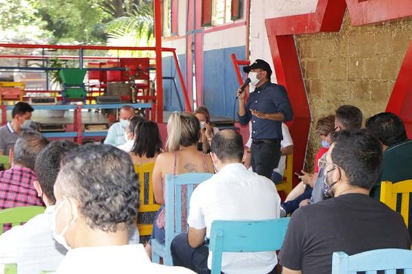 Alcaldía escuchó las peticiones de propietarios de bares y gastrobares en Neiva