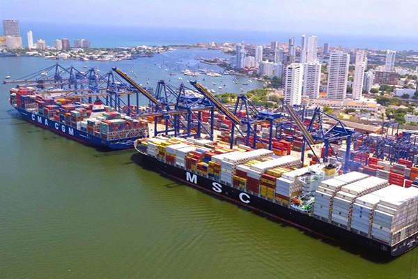 En un 21,4% cayeron las exportaciones en Colombia