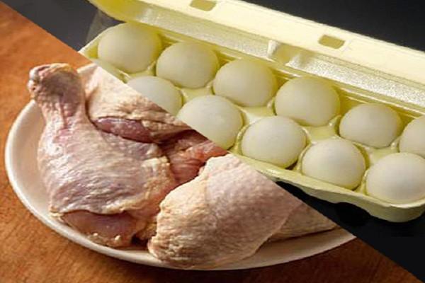 Alimentos como el Pollo y el Huevo subirían de precio en Colombia