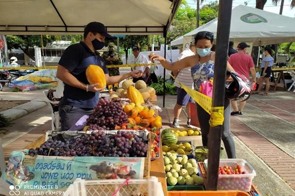 En marzo vuelven los Mercados Campesinos en Neiva