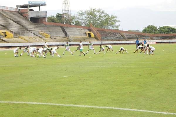 Habilitado Estadio Guillermo Plazas Alcid, a deportistas que participarán en Torneo Nacional
