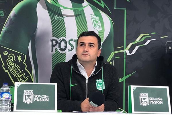 Presidente de Atlético Nacional renunció