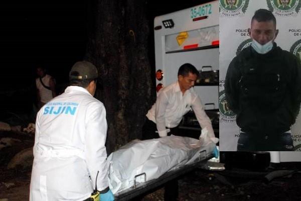Hombre fue asesinado en Campoalegre