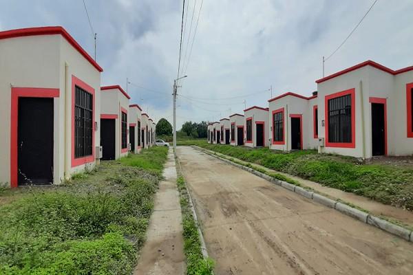 Viviendas fueron entregadas a familias vulnerables en Aipe