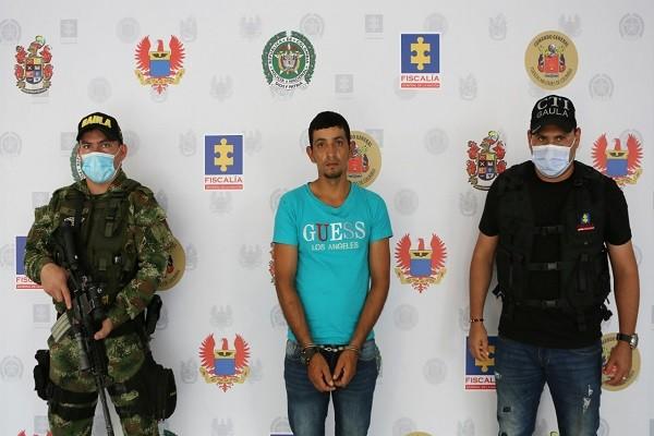 Extorsionaba en el Huila a nombre de las FARC