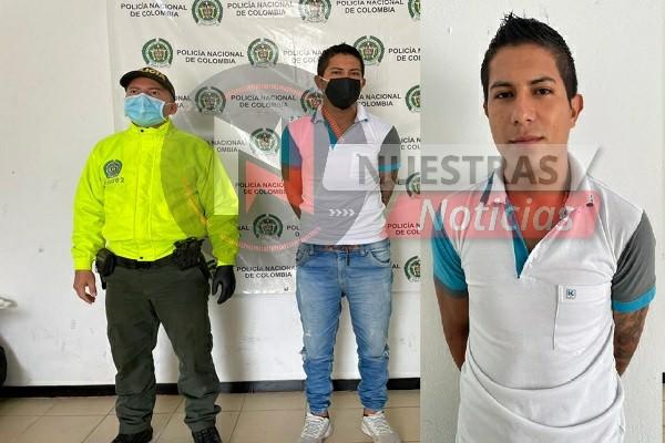 En Rivera cayó alias 'Pepe' temido delincuente