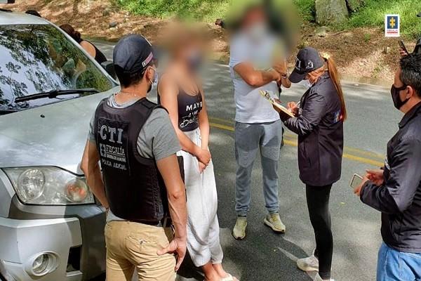 En Pitalito Cayó mujer que robó dineros de conjuntos residenciales en Bogotá