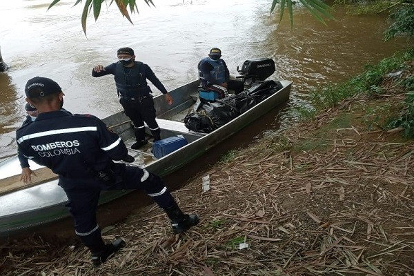 Opita se ahogó en el Caquetá