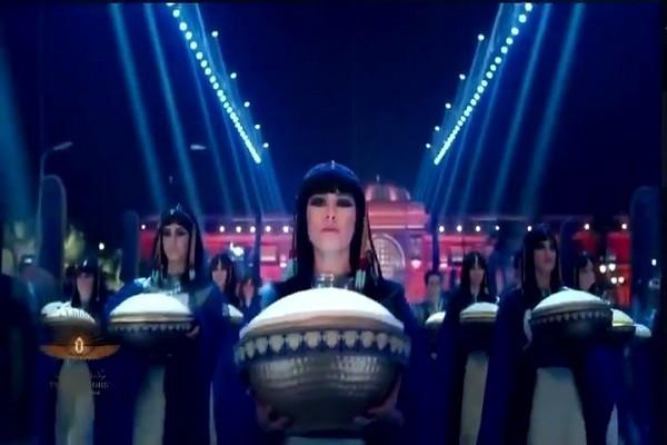 El imponente desfile de faraones en Egipto