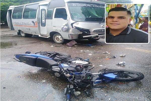 Fatal accidente en Neiva