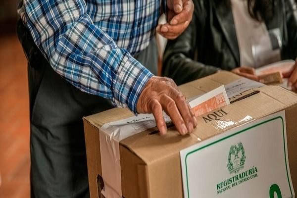 Medidas de bioseguridad para elecciones atípicas en El Agrado