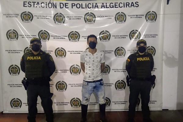 Capturado en Algeciras por homicidio