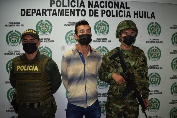 'Chuchumino' presunto responsable de atentado contra alias 'Limonada' en Algeciras