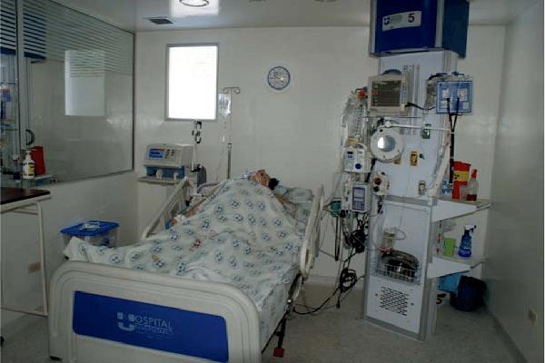Neiva llegó al 80% de ocupación de camas UCI