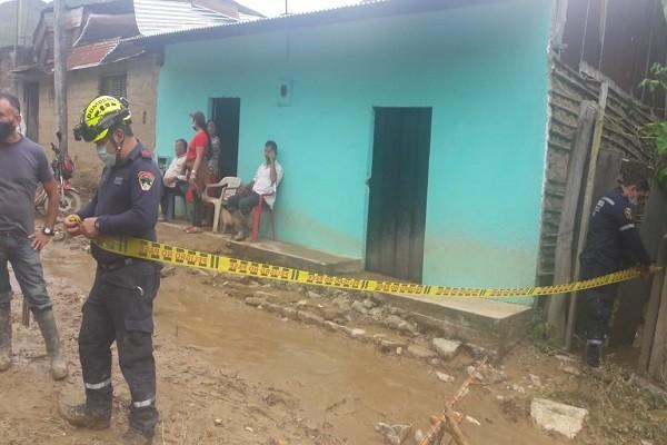 Afectados por lluvias podrán tener restauración de sus viviendas
