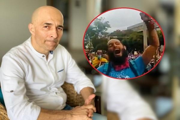 Padre de Lucas Villa pide ayuda en Neiva para poder viajar